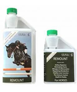 removes toxins ingested by horses