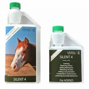 Silent4 - Calming supplement for horses